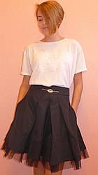 Юбка модная для девочки подростка