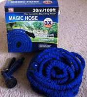 Садовый шланг для полива MAGIC HOSE 30м