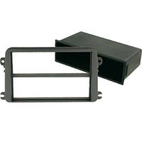 Переходная рамка для магнитолы 145 VW SKODA SEAT 2/1 DIN