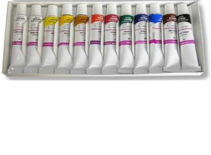 Наборы масляных красок