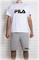Мужской комплект FILA (шорты и футболка)