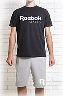 Костюм футболка и шорты Reebok