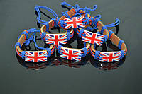 Браслет шамбала флаг Великобритании