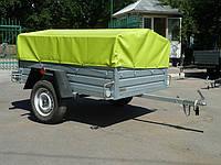 Прицеп легковой Лев-18, 600 кг без колес и тента