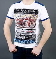 Очень красивая молодежная футболка
