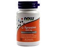 L-Tyrosine 500 mg 60 caps