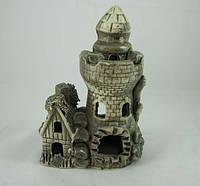 Кераміка для акваріума Вежа-дім, 15х20 см., фото 1