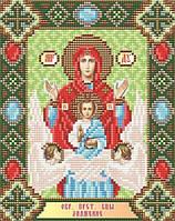 Икона Знамение. Набор алмазной техники