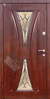 """Бронированные двери ТМ """"Саган"""" серия Класик с Ковкой К-1"""