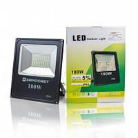 Светодиодный прожектор EVRO LIGHT EV-100-01 100W 6400K 9000Lm  SanAn SMD