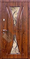 """Бронированные двери ТМ """"Саган"""" с Ковкой К-2"""