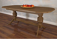 Стол обеденный Гранд раскладной деревянный