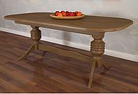 Стол обеденный Гранд раскладной деревянный , фото 1