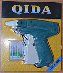 Игольчатый пистолет для бирок + 5 иголок