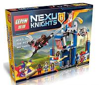 Конструктор Lepin серия Nexu Knights 14007 Библиотека Мерлока 2.0 (Аналог Lego Nexo Knights 70324)