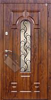 """Бронированные двери ТМ """"Саган"""" с Ковкой К-5"""