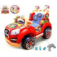 Детский электромобиль  на  аккумуляторах