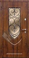 """Бронированные двери ТМ """"Саган"""" с Ковкой К-8"""