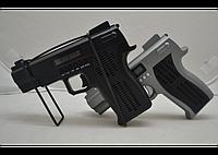 Колонка портативная SK-01, оригинальная музыкальная колонка пистолет, переносная колонка радиоприемник