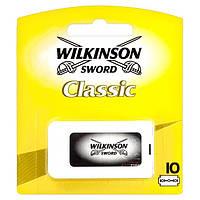 Wilkinson Sword Classic лезвии для безопасной бритвы 10 шт Германия