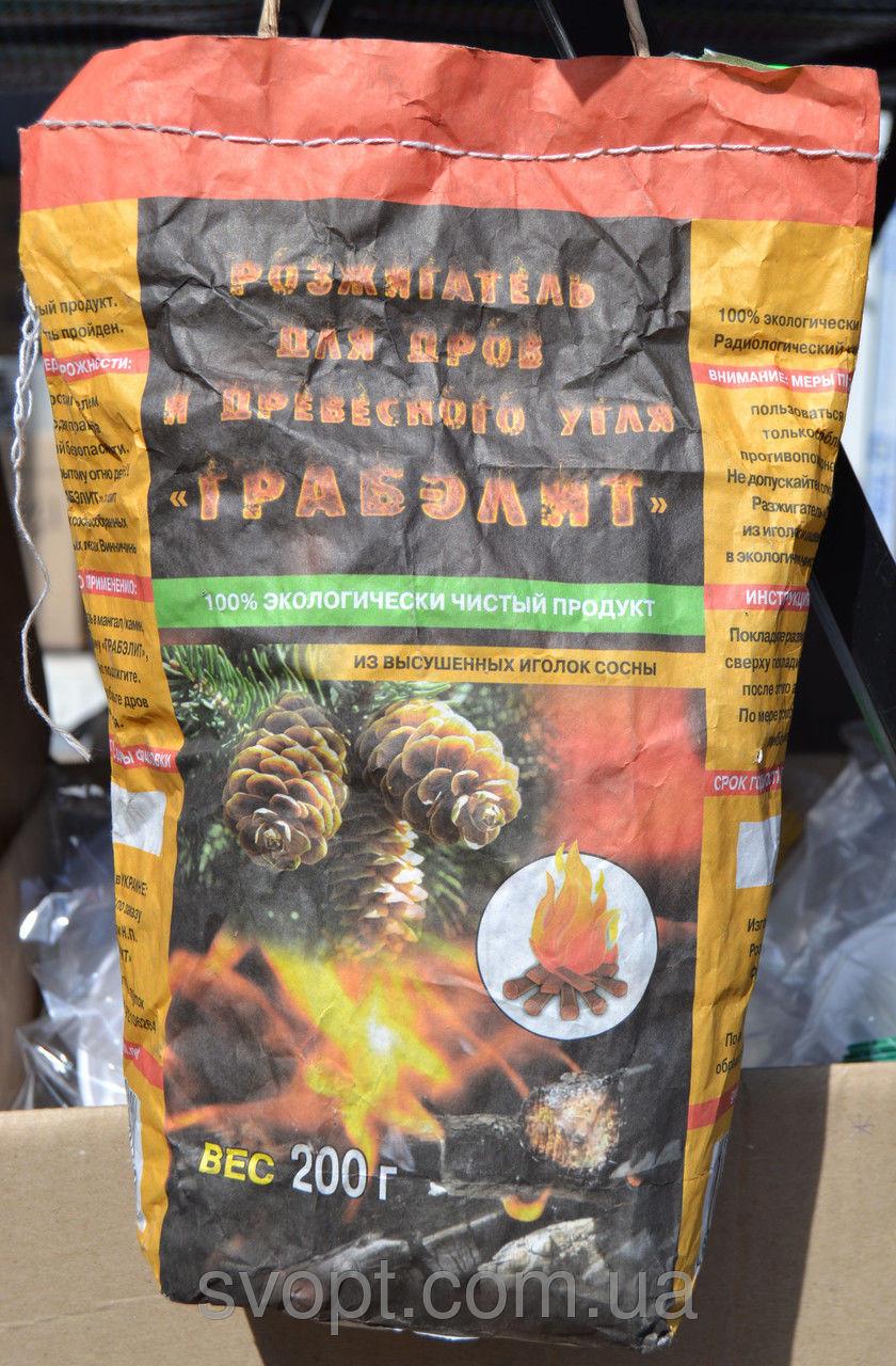 Разжигатель для дров  200 гр