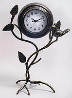 Часы метал. настольн. Птичка, 20*12*30см