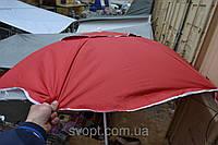 Зонт пляжный круглый 1.55м с наклоном, помпа