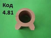 Уплотнитель силиконовый жаропрочный, фото 1