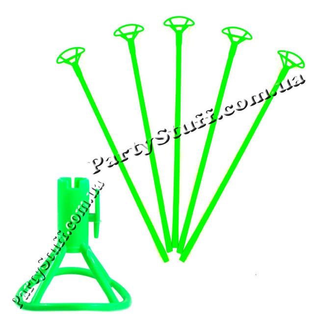 палочки фольгированные с держателем