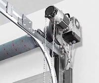 Установка привода для секционных ворот