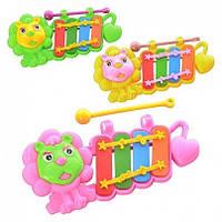 Ксилофон игрушечный Лев, 8810A