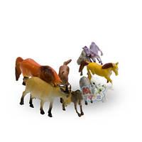 Набор домашних животных, H 641-1-3