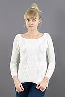 Нежный молодежный свитер