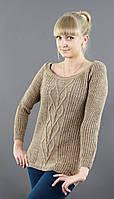Женский свитер в молодежном стиле