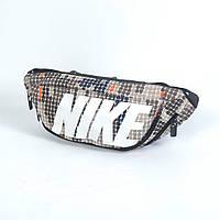 Сумка-бананка спортивная - Nike - Артикул 87-945