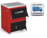 Твердотопливный котел Carbon КСТо П 10 кВт с варочной плитой
