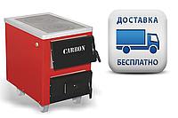 """Твердотопливный котел Carbon КСТо П 17,5 кВт """"Тайга"""" с варочной плитой"""