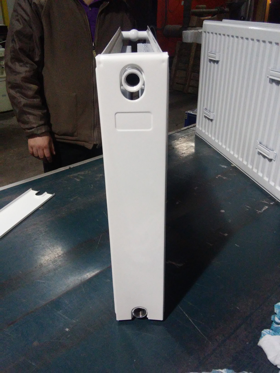 Стальные радиаторы EcoForse 500*1400 (Екофорс) 22 типа, фото 1