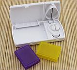 Контейнер для таблеток с разделителем на дозы, фото 2