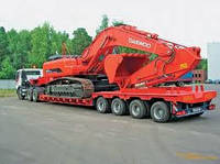 Перевозка нестандартных грузов.