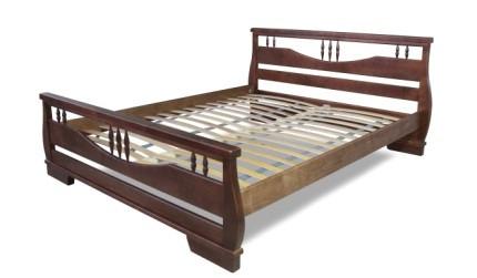 Кровать деревянная Атлант-3