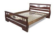 Кровать деревянная Атлант-3 Тис