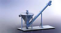 Сепаратор песка (песколовка) CLS/LC30 корпус AISI 304, шнек сталь