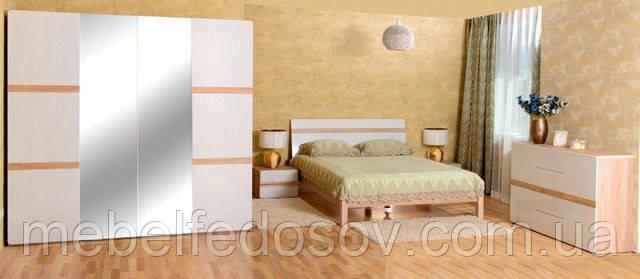 мебель для спальни магнолия бмф