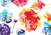 Фотообои флизелиновые на стену 368х254 см 8 листов: Цветы. Страсть. Komar 8NW-917