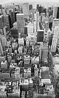 Фотообои флизелиновые на стену 184х248 см 2 листа: Над городом. Komar XXL2-021