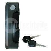 Ручка зовнішня права розсувних дверей VW Transporter T4 8430.25 AUTOTECHTEILE (Німеччина)