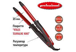 Выпрямитель + плойка для волос VT-4026