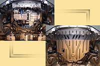 Honda Jazz 2002-2008 защита картера двигателя Полигон Авто