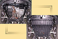 Hyundai Grandeur 1998-2005 защита картера двигателя Полигон Авто